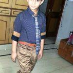 Anshul Chhatrapati Son Aadil