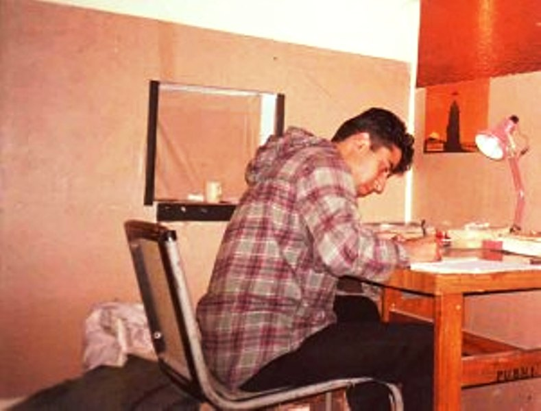 Captain Vikram Batra During His College Days in Chandigarh