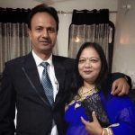 Charu Mehra Parents