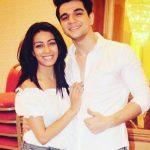Charu Mehra with Ashwini Koul