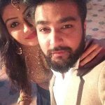 Charu Mehra with brother Shubham Mehra
