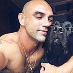 Dakssh Ajit Singh pet lover