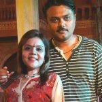 Drisha Kalyani parents
