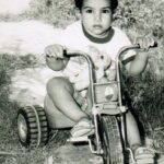 Jagmeet Singh in his childhood photo