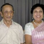 Jaya Ojha Parents