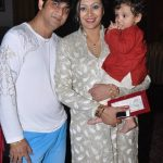 Kashish Duggal husband and son