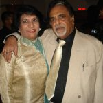 Kashish Duggal parents