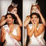 Madhu Valli winning Miss Capital Region 2015