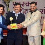 Meghan Jadhav won the Best Debut Actor Award