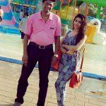 Nishi Singh father
