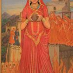 Padmavati Jauhar Self Immolation