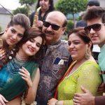 Parina Chopra Family