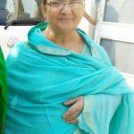 Ram Chander Chhatrapati Wife Kulwant Kaur