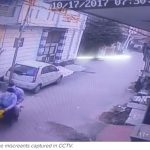 CCTV footage capture of the men who shot Ravinder Gosain
