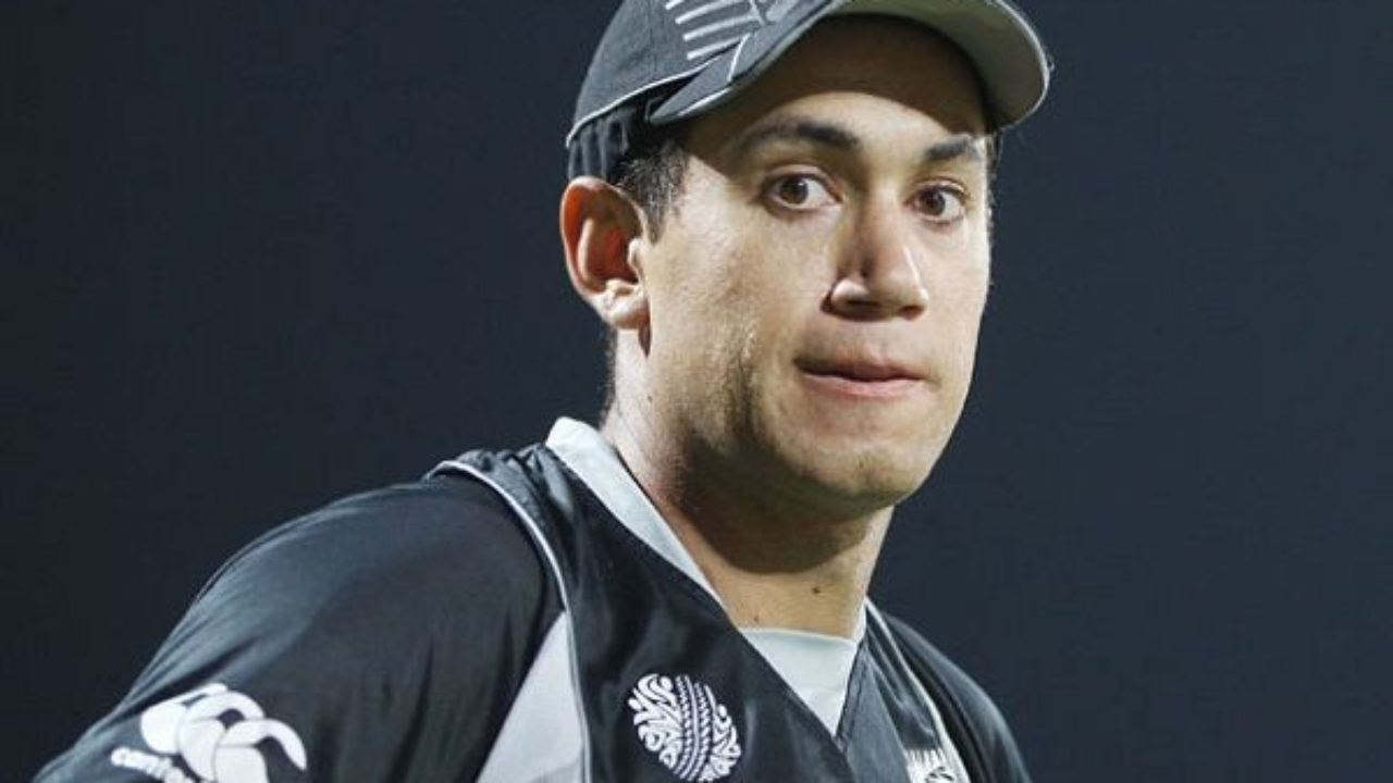 Ross Taylor Height, Age, Wife, Family, Biography & More ...