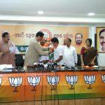 Sabyasachi Satpathy - BJP