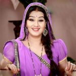 Shilpa Shinde as Angoori in TV serial Bhabhiji Ghar Pe Hai