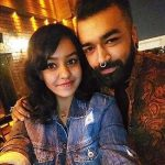 Tattoographer Karan With His Sister