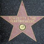 Tom Petty Hollywood Walk of Fame