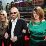 Tom Petty elder daughter Adria (right)