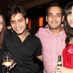 Yuvraj Malhotra drinking