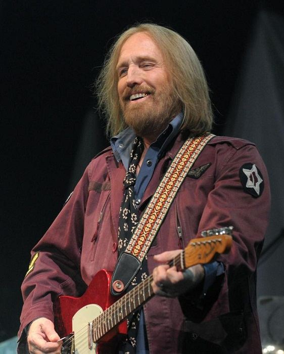 singer Tom Petty