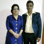 Akanksha Juneja parents