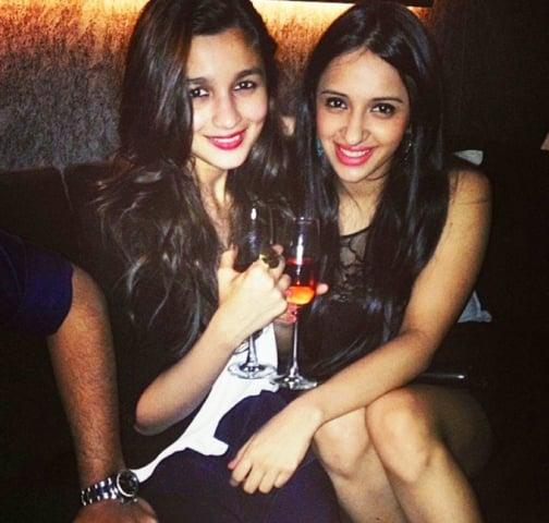 Alia Bhatt Alcoholic