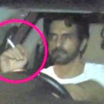 Arjun Rampal Smoking