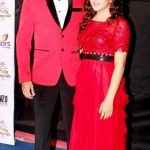 Ashish Kapoor with Priyal Gor