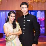 Asin with her husband