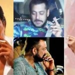 List of 21 Bollywood Actors Who Are Chain Smokers in Real Life