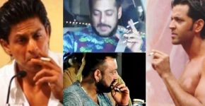 Bollywood Chainsmoker Actors