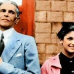 Dina Wadia with her father Mohammad Ali Jinnah