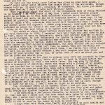 Emilie Schenkl letter to Sarat Chandra Bose(Elder brother of Subhas Chandra Bose)