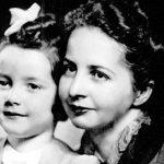Emilie Schenkl with Her Daughter Anita Bose Pfaff
