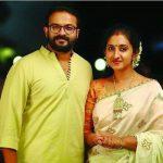 Jayasurya With His Wife