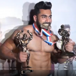 Junaid Kaliwala- First Indian Athlete at Arnold Classic