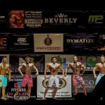 Junaid Kaliwala in International Bodybuildng Championship