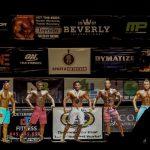 Junaid Kaliwala in International Bodybuildng Championship
