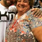 Kris Gethin mother