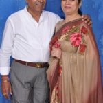 Kunal Bhatia Parents