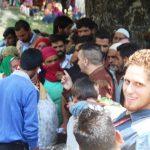 Majid Khan As Volunteer