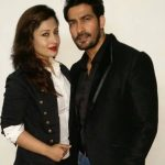 Malkhan Singh with girlfriend