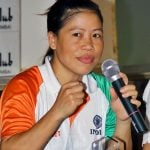 Mary Kom (Boxer) Height, Age, Husband, Children, Family, Biography & More