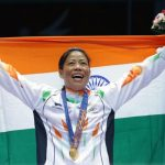 Mary Kom in Olympics