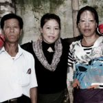 Mary Kom parents