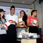 Namrata Purohit launching her first fitness book