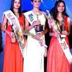 Nupur Shah Miss Gujarat 2014
