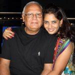 Payal Gidwani Tiwari father